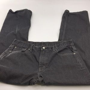 Red tab Levi's 569 they have been taken in